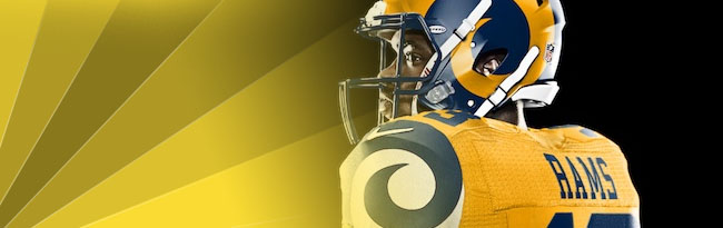 Welcome Home Los Angeles Rams