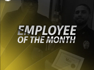 Employee of the Month UWR
