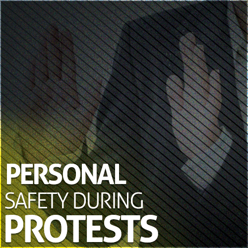 Safety Protests