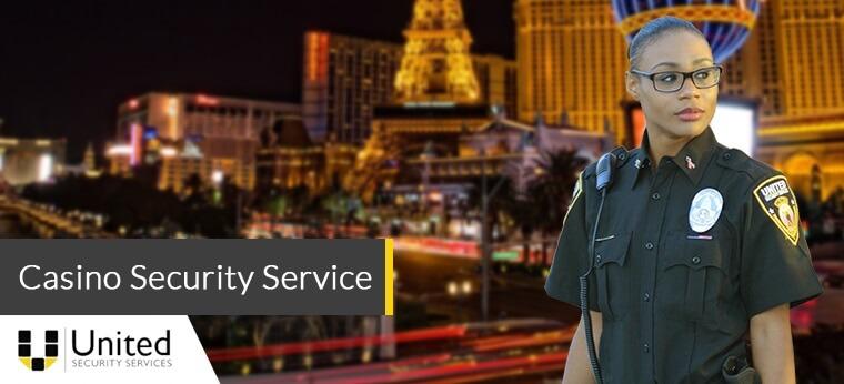 Casino security service