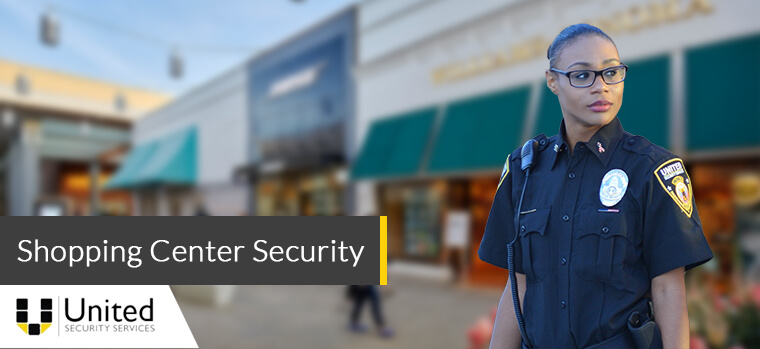 Shopping Center Security