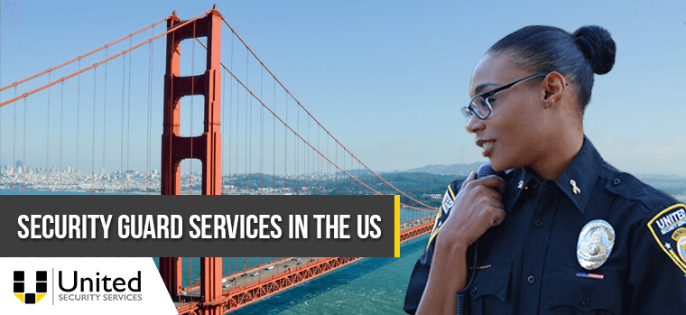 Security guard services in California