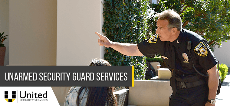 Unarmed Security Guard Services - Key Features you Should Look For