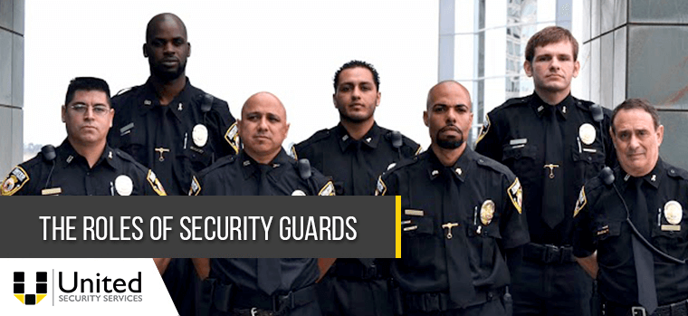 The Roles of Security Guards