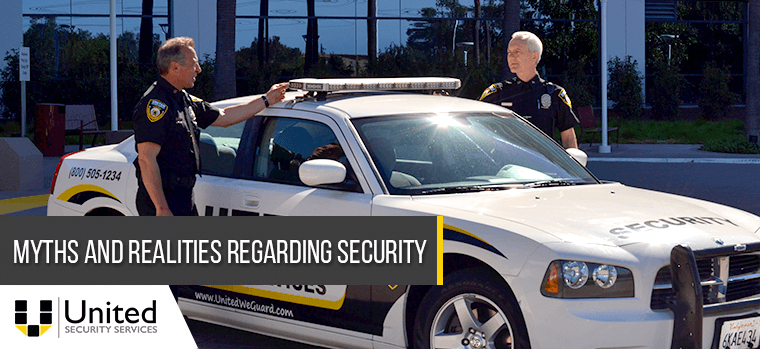 Myths and Realities Regarding Security Guard Services