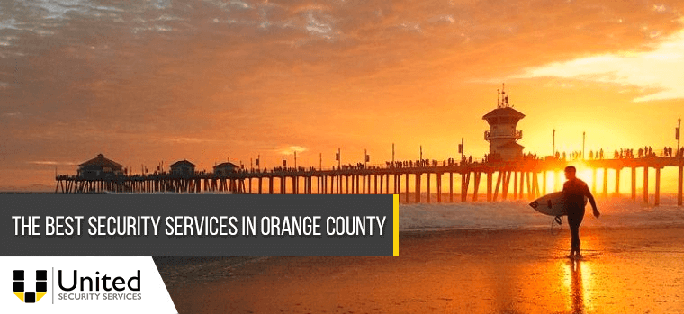 Best Security Services in Orange County