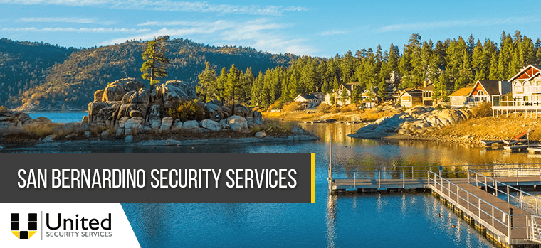 Reliable San Bernardino Security Services