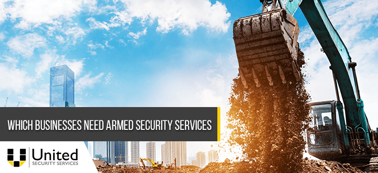 United Armed Security Guard Services in Los Angeles