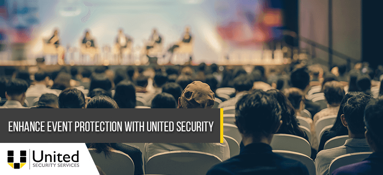 United Event Security Guard Services in Los Angeles