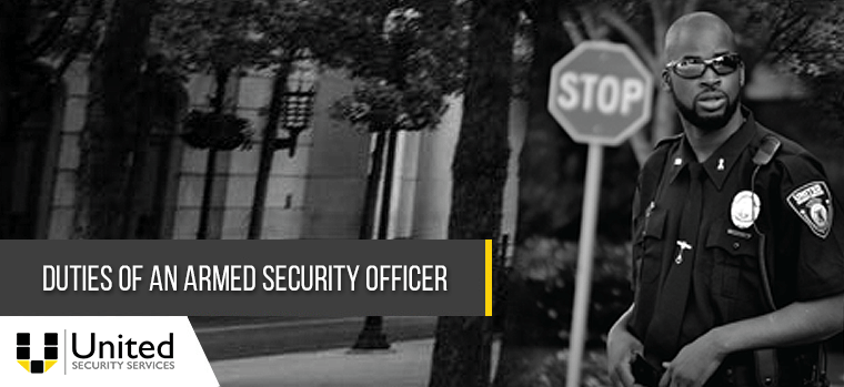 United Security Armed Security Guard Services in Los Angeles