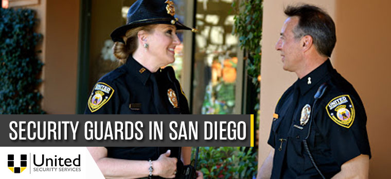 How Armed Guard Service In San Diego Make Difference United Security Services