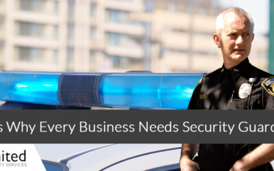 Here is Why Every Business Needs Security Guards