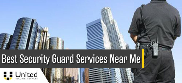 security guard services near me