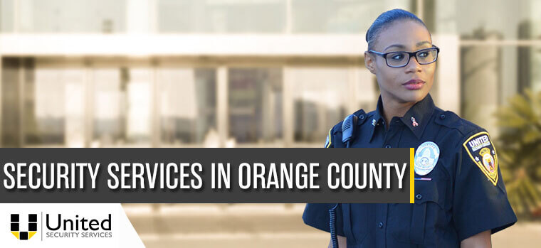 Security Services Orange County